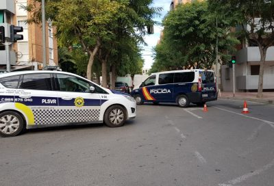 Operación Teladora en el Barrio Santa Isabel y el Rodalet