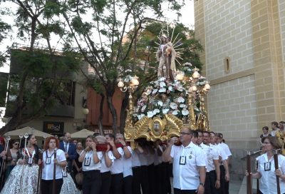 Procesión de la Virgen del Carmen 2019