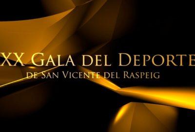 XX Gala del Deporte 2020