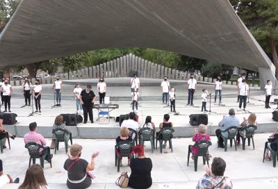 "Concierto coro Lillo Juan y grupo de baile ""Ball i Art"""