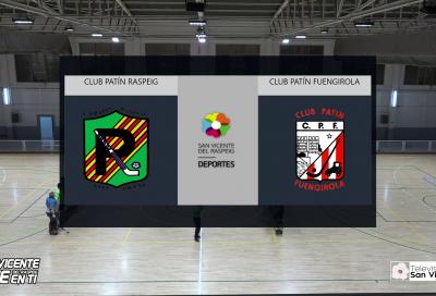 Hockey Patines – Club Patín Raspeig vs Club Patín Fuengirola