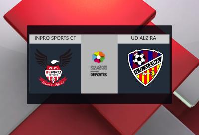 Inpro Sports CF vs UD Alzira
