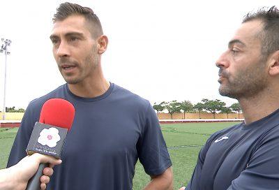 San Vicente alberga entrenamientos de alto rendimiento con promesas internacionales