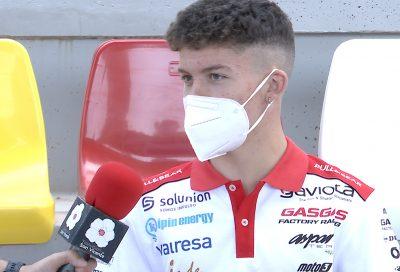 Entrevistamos al piloto Sanvicentero de Moto3 Daniel Holgado
