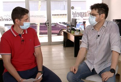 Entrevista a David Navarro – Podemos