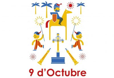 Acto Institucional del 9 d´Octubre día de la Comunidad Valenciana