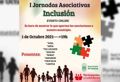 I Jornadas Participativas – Inclusión – Participación Ciudadana