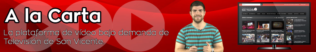 A la Carta - Televisión de San Vicente