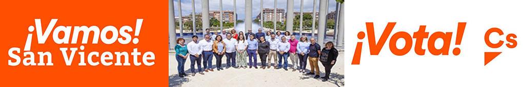 Ciudadanos San Vicente